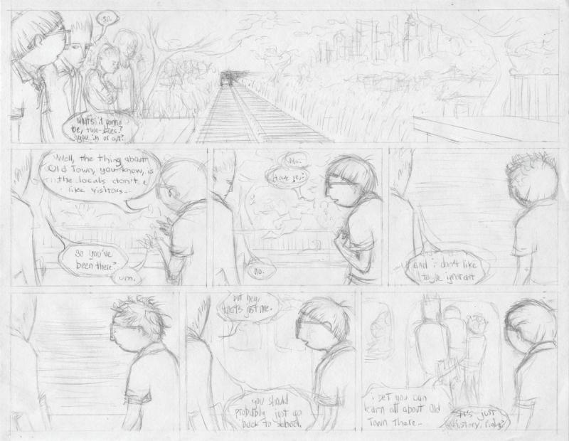 Page 16, pencils