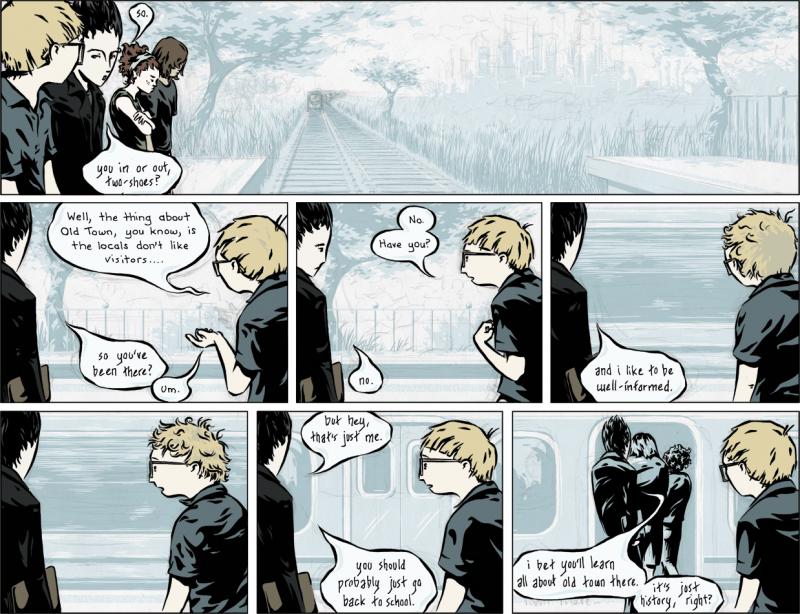 Page 16, backgounds w/pencils