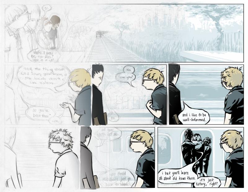 Page 16, start to finsih